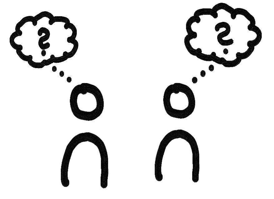 Fragen, Kommunikation