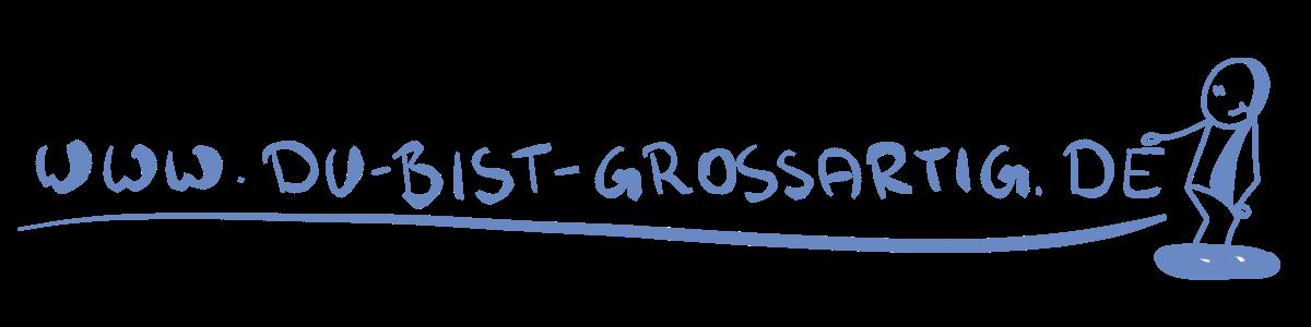 du-bist-grossartig.de Logo